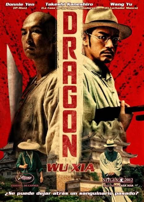 Review Film Wu Xia (Dragon)