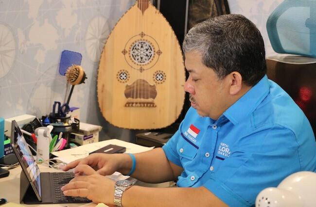 Jokowi Marah, Fahri Hamzah: Siapa yang Menyiapkan Bahan?