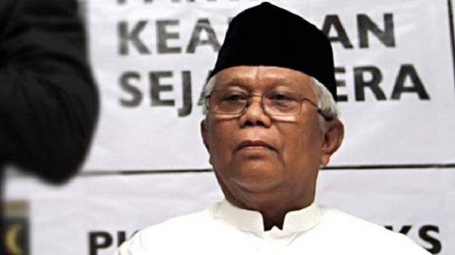 Profil Hilmi Aminuddin, Pendiri PKS yang Dikabarkan Meninggal karena Corona