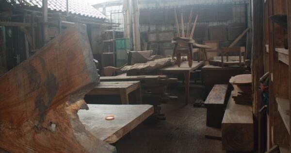 [Coc Bisnis] Bisnis Kayu Rustic dan Rumah Ethnic di Era Pandemic
