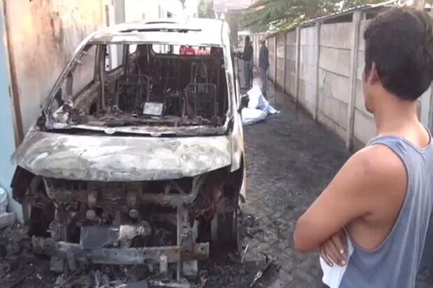 Tersangka Pembakar Mobil Ternyata 'Fans Berat' Via Vallen