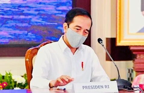Jokowi Wanti-wanti Jajaran: Hati-hati, Jangan Sampai Ekonomi Bagus, Tapi Covid Naik,