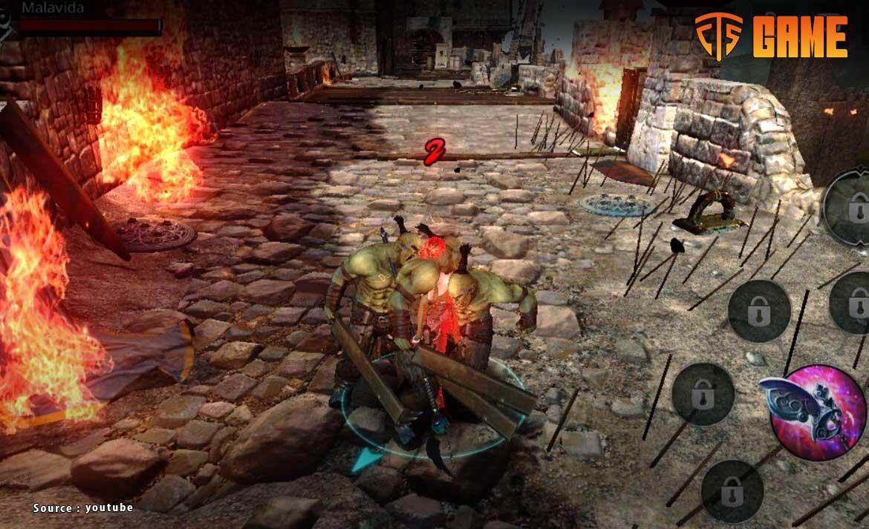 Review Darkness Rises: Game RPG yang Menggemparkan Dunia