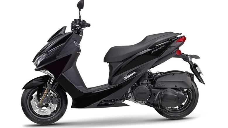 Bawa Tekonologi Mirip Nmax dan Aerox, Yamaha Force 2020 Rilis