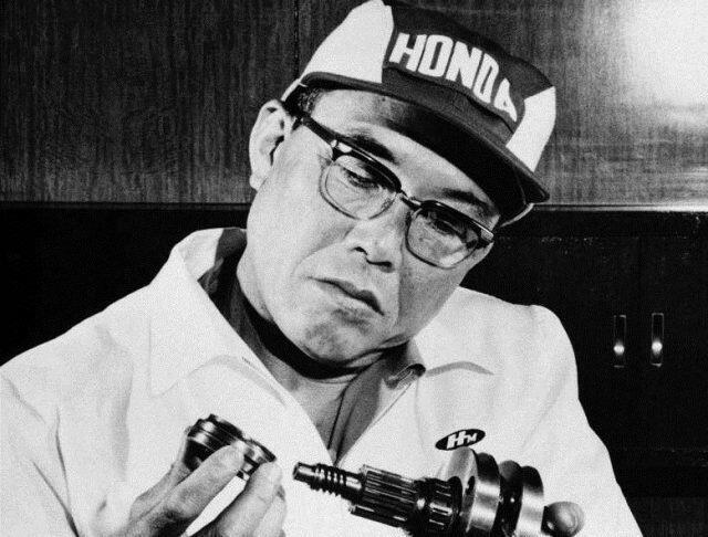 Soichiro Honda, Industrialis Jepang Yang Membuat Triumph Dan Harley Hampir Bangkrut!