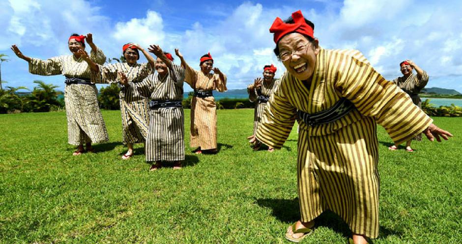Okinawa, Pulau Dengan Penduduk Berusia Sampai 100 Tahun Bahkan Lebih!