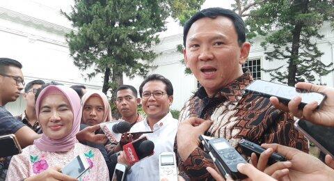 Akhirnya Ahok Buka Suara Disebut Bakal Diangkat Jadi Menteri BUMN