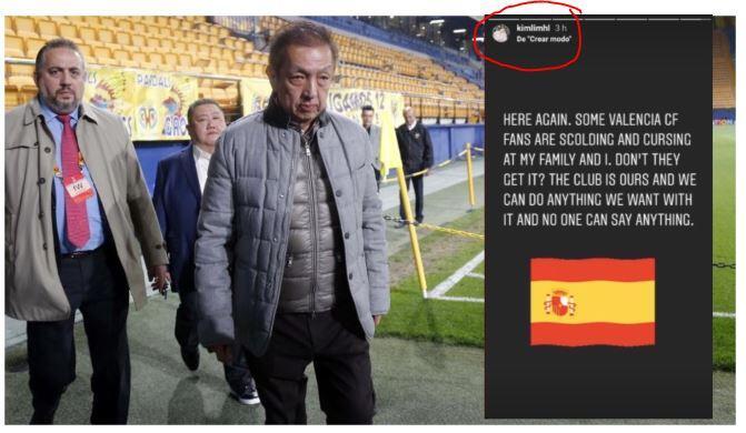 Gak Enaknya Jadi Fans Valencia di Era Owner Singapura Ini