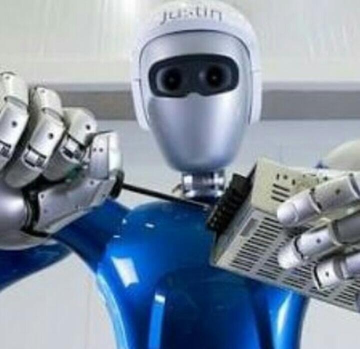 "Robot Ambil Alih ""Human Job"", Manusia Terbantu atau Manusia Terganti???"