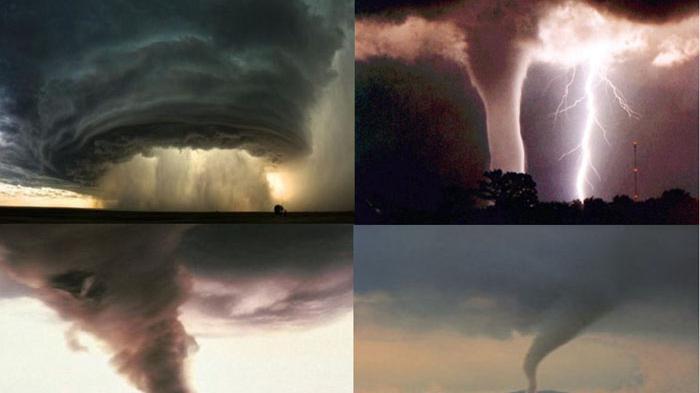 Siapa Bilang Sama? Ini Loh Bedanya Tornado Dengan Angin Puting Beliung!