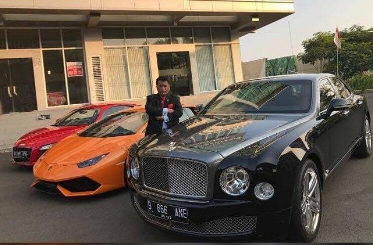 Mengintip Spesifikasi Lamborghini Huracan, Mobil Mewah Milik Hotman Paris Hutapea
