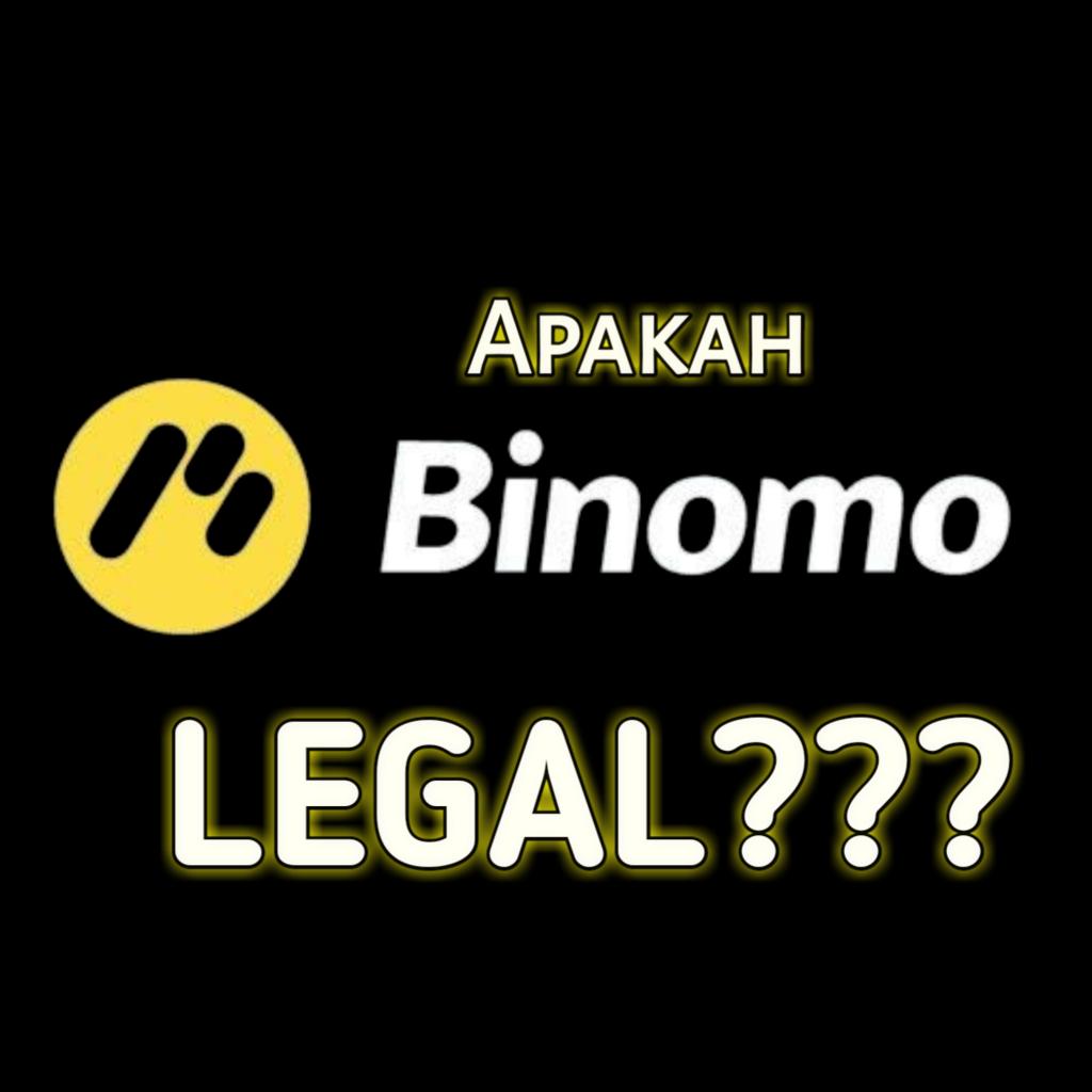Apakah binomo akan legal di indonesia? | KASKUS
