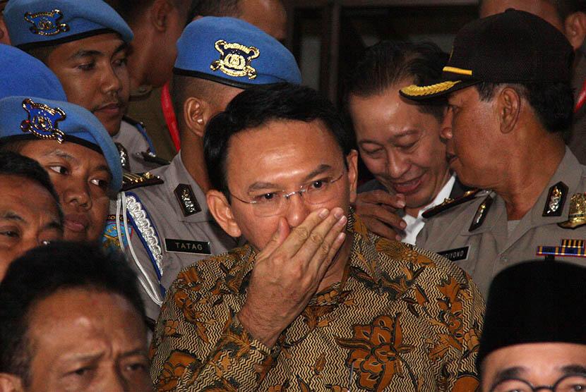 Refly Harun: Selama Masih Ada Pasal 22 Ayat 2 UU 39/2008, Ahok Tak Bisa Jadi Menteri