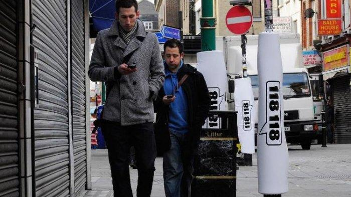 Kota Yamato, Jepang Larang Gunakan Smartphone Sambil Jalan