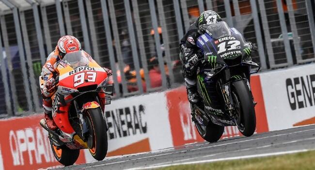 Vinales Bongkar Strategi Ampuh Habisi Marquez di MotoGP 2020!