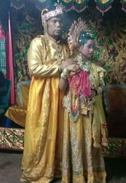 Pria 44 Tahun Nikahi Gadis 12 Tahun di Pinrang, Lamaran Sempat Ditolak 2 Kali