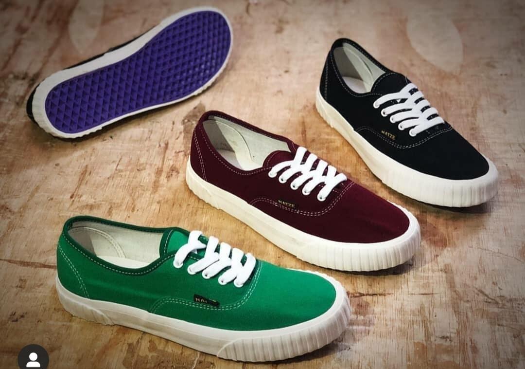 Polosan, Buat Lu yang Mengeluhkan Desain Sepatu Lokal
