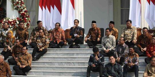 Dear Jokowi.. Kalau Reshuffle Jadi, Ini 5 Menteri yang Layak Dipecat Menurut KASKUSER