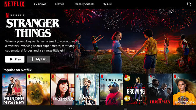 Fitur ini Bikin Netflix Jadi Ramah Anak