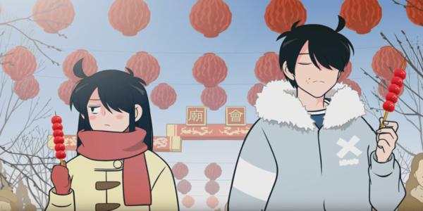 Anime Komedi Keren yang harus agan tonton