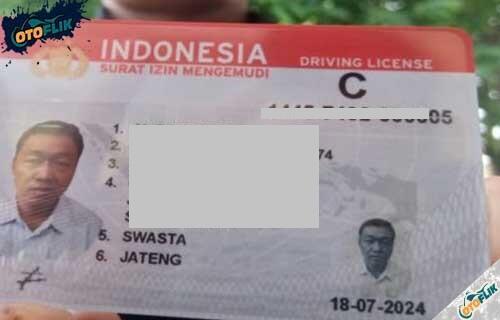 Berbagi Pengalaman Mengurus SIM C, Ujian Praktek Sungguh Menegangkan