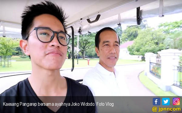 Gegara Video Kaesang, Netizen: Ini Pak Jokowi Enggak Mau Reshuffle Anak?