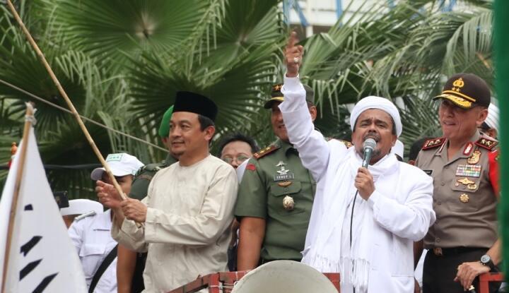 Saran Ade Armando: Lebih Baik FPI Pulangkan Rizieq yang Ngumpet..