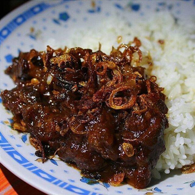 [Coc Reg. Tangerang Raya]Nasi Jagal dengan Keunikan Namanya