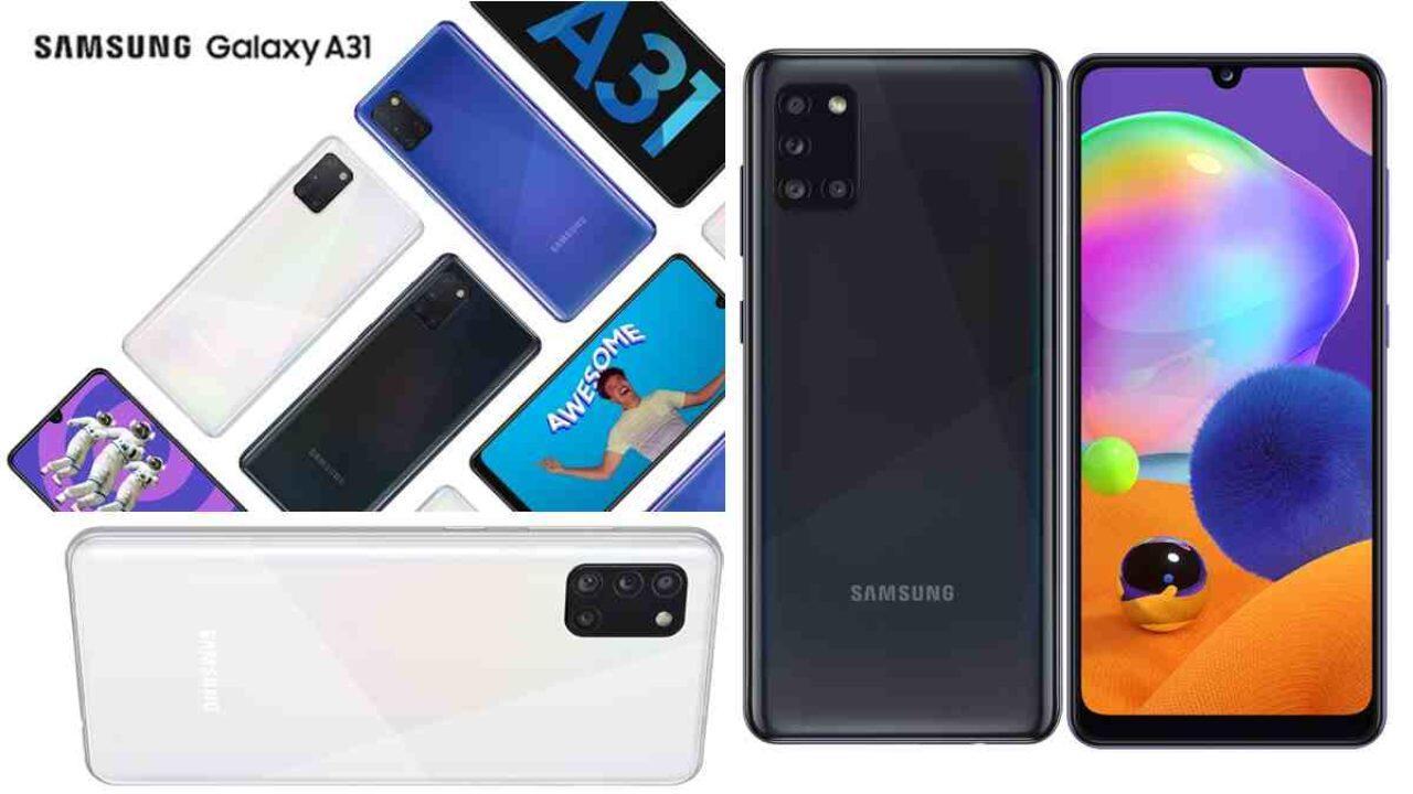 Awesome Phone, Awesome Camera, Samsung A31 Untuk Generasi Live