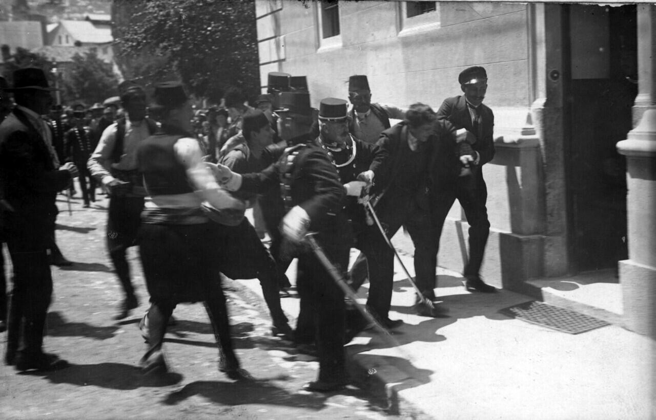 Foto - Foto Perang Dunia I yang Jarang dipublikasikan