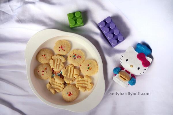 Resep Cookies Enak, Tanpa Oven, Tanpa Mixer, Hanya Butuh Empat Bahan!