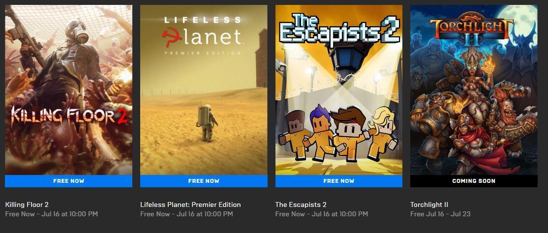 Game Gratis dari Epic Games Store di Bulan Juli 2020 Hajar Bleh!
