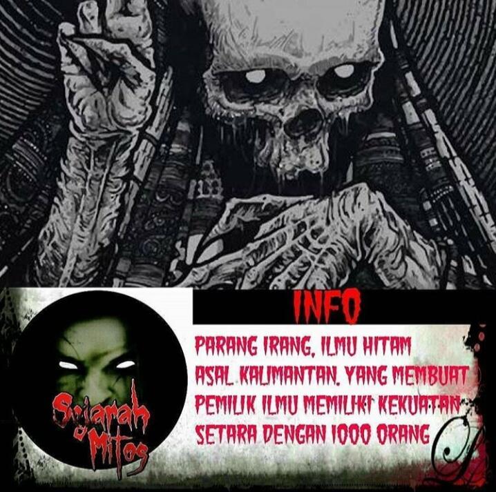 Ilmu Hitam Yang Berasal Dari Kalimantan, Suku Dayak Kepoin Yuks!?