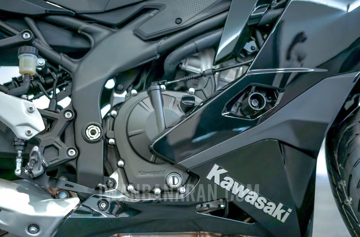 All New Kawasaki Ninja ZX-25R Official Rilis, Gilaaaaa Powernya Mengerikan !!!!
