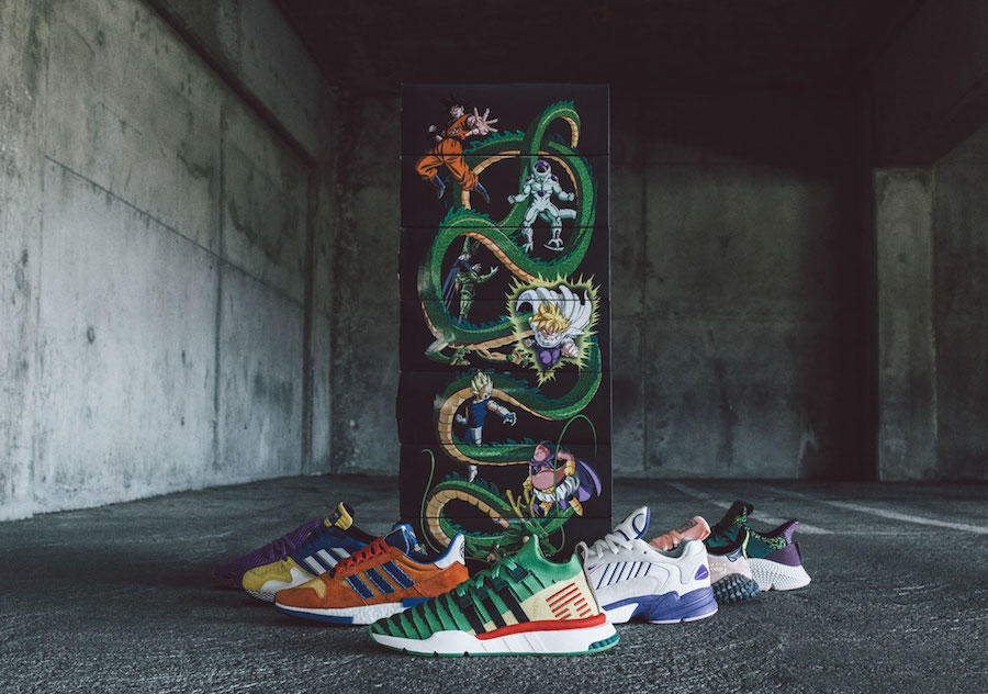 Sepatu Sneaker yang Terinsipirasi dari Karakter Fiksi
