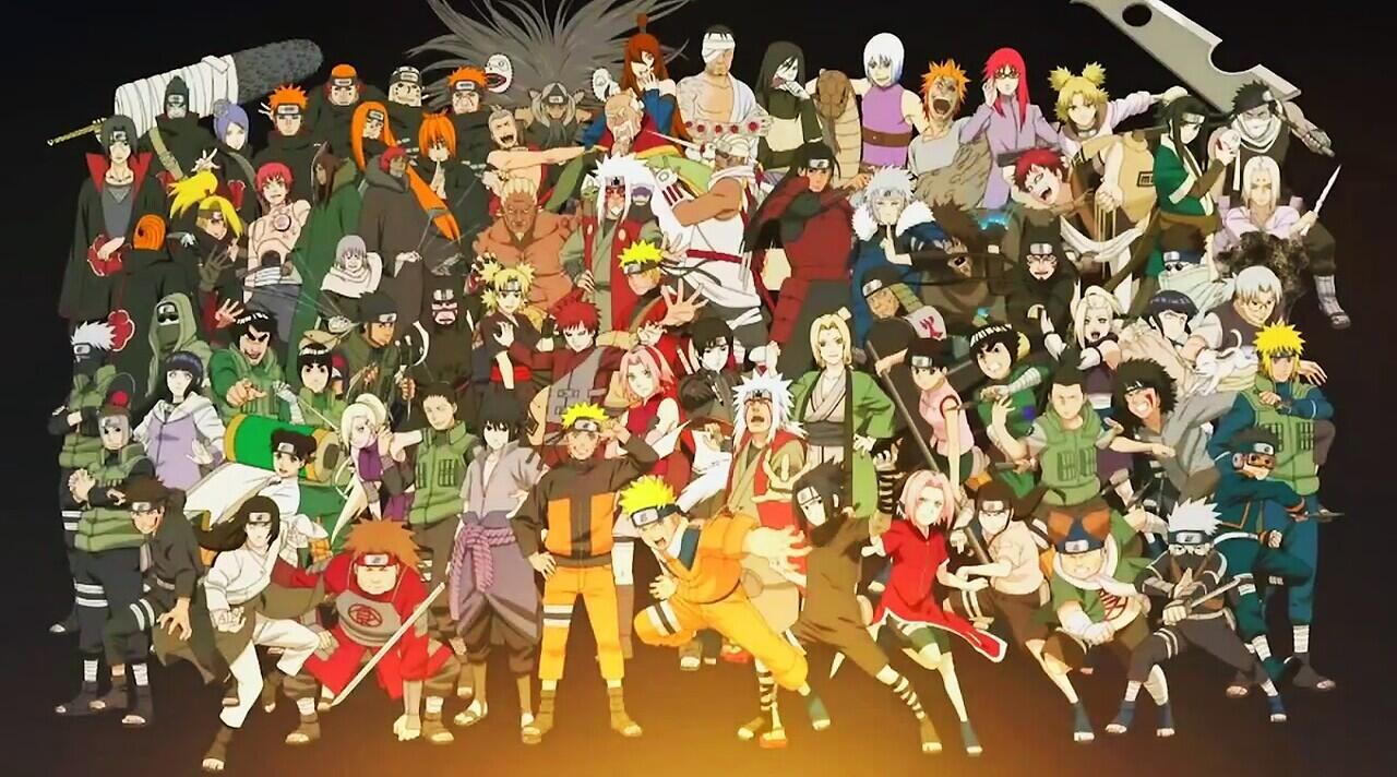One Piece atau Naruto?
