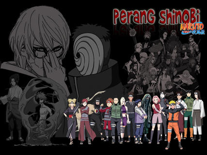 One Piece atau Naruto?