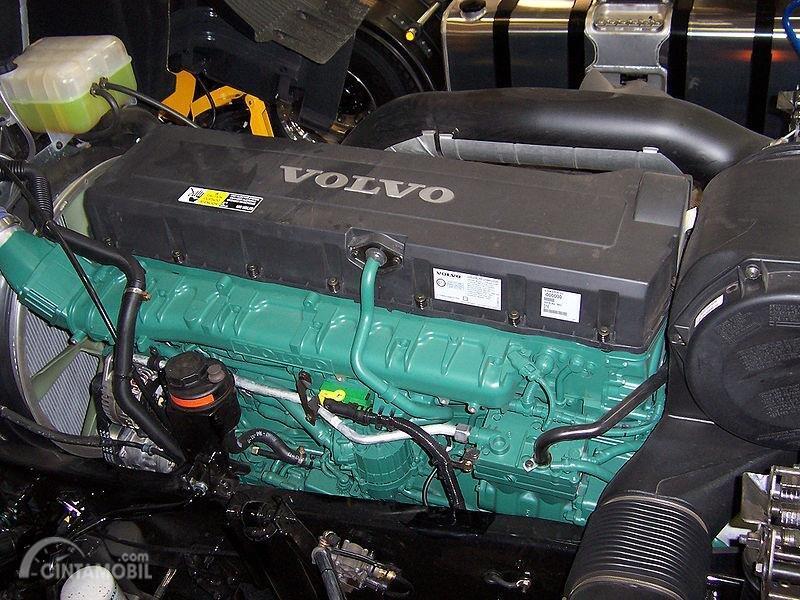 Volvo FH 16, 'Si Monster' Dari Wilayah Pertambangan