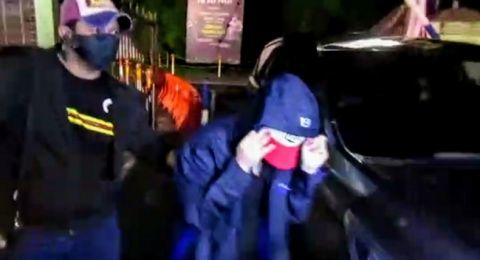 Ditangkap Telanjang, Artis FTV HH Dilarikan ke Rumah Sakit Mau Dites Corona