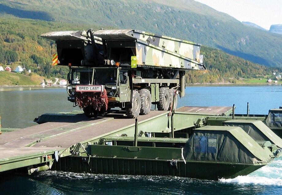 MAN KAT1, 'Si Raksasa' Penggendong Jembatan Milik Korps Marinir TNI AL