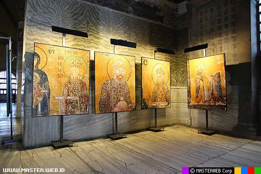 Hagia Sophia Di Turki, Kembali Lagi Menjadi Masjid
