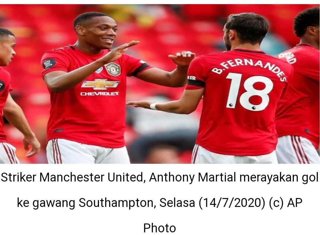 Melihat Pertandingan Manchester United Setelah Liga Ditunda, Sangat Menarik!