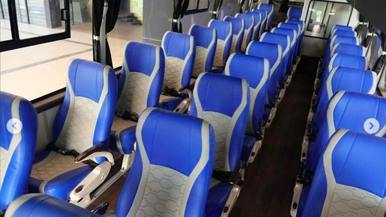 Terapkan Aturan Physical Distancing, Bus ini Bikin Tempat Duduk 1 – 1 – 1