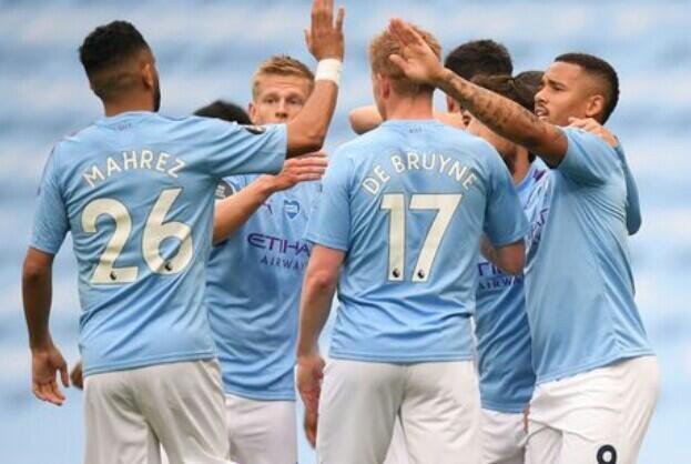 Manchester City Menang Banyak, Manchester United Terhenyak!!!