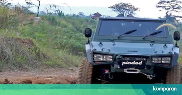 Maung Pindad yang Dicoba Prabowo Bisa Dibeli Sipil, Harga Rp 500 Jutaan