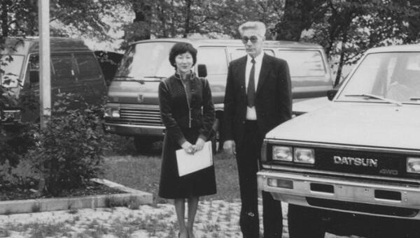 Kisah Kyoko Shimada, Desainer Mobil Wanita Pertama Di Jepang