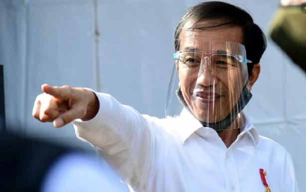 Prediksi Presiden Jokowi: Puncak corona pada Agustus atau September