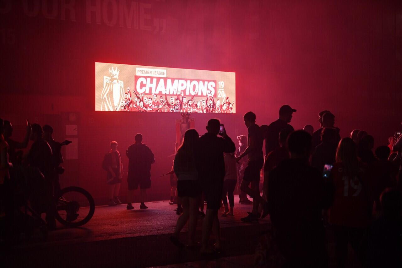 Rindu Liga yang dibayar Juara! Terima Kasih, Liverpool!