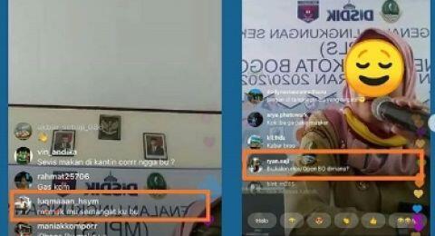 Viral Siswa Komentar Cabul saat Guru Live IG, Warganet: Enggak Ada Akhlak