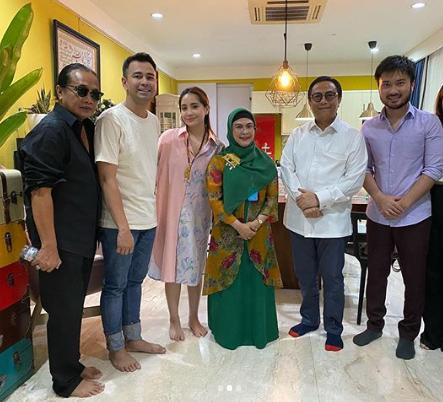 Anak Ma'ruf Amin Minta Raffi Ahmad Jadi Calon Wakilnya di Pilkada Tangsel
